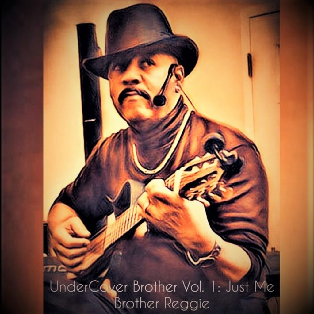 BROTHER REGGIE CD COVER IMAGE